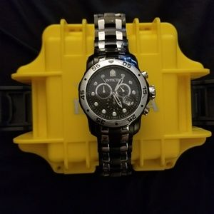 Invicta Pro Diver Swiss Movement Quartz Watch - St